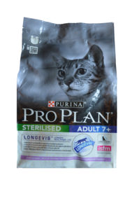 Proplan Sterilised adult7+